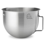 KitchenAid Stainless Steel 5 Quart Mixer Bowl