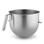 KitchenAid Stainless Steel 8 Quart Mixer Bowl with J Hook Handle
