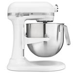 KitchenAid Commercial Series White 8 Quart Bowl Lift Stand Mixer