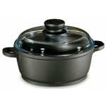 Berndes Tradition Cast Aluminum 4-1/4 Qt Dutch Oven with Lid