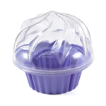 Fox Run Purple Cupcake To Go Container