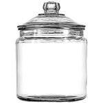 Anchor Hocking Glass Storage Jar, 1 Gallon