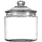 Anchor Hocking Glass Storage Jar, 3 Quart