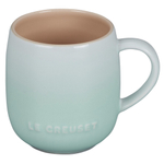 Le Creuset Cafe Collections Enameled Stoneware Ice Green 13 Ounce Mug