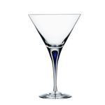 Orrefors Intermezzo Hand Blown 7 Ounce Martini Glass