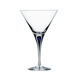 Orrefors Intermezzo Hand Blown 7 Ounce Martini Glass, Set of 2