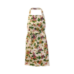 Chardonnay Vineyard Tie Waist Apron with Double Pockets
