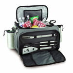 Picnic Time Vulcan All-in-One Insulated Tailgating Cooler & Grill
