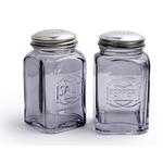 RSVP Retro 2 Piece Salt and Pepper Shaker Set