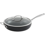 Trudeau Heroic Aluminum 12 Inch Covered Fry Pan