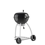 Rosle Black Enameled Steel Charcoal Kettle Grill No.1 Belly F50