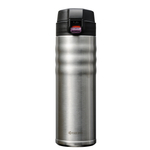 Kyocera Stainless Steel 17 Ounce Flip Top Ceramic Insulated Travel Mug