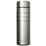 Kyocera Stainless Steel 17 Ounce Twist Top Insulated Travel Mug