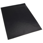 Regency Black Silicone Spillmat Oven Liner, 16 x 24 Inch