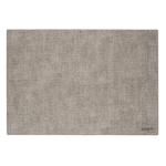 Guzzini Sky Grey Tiffany Fabric Reversible Place Mat