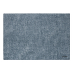 Guzzini Sea Blue Tiffany Fabric Reversible Place Mat