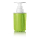 Guzzini Apple Green Push & Soap 10 Ounce Soap Pump
