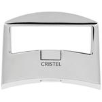 Cristel Casteline Polished Stainless Steel Handle Set