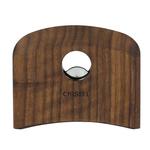 Cristel Walnut Wood Handle Set