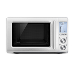 Breville The Smooth Wave Stainless Steel Microwave