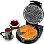Chef's Choice WafflePro Five of Hearts Belgian Waffle Maker