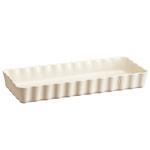 Emile Henry Clay Ceramic Rectangular Slim Tart Dish