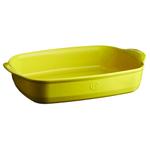 Emile Henry Ultime Provence Yellow Ceramic Rectangular Baking Dish