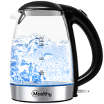 Mealthy 57.5 Ounce Glass Electric Kettle