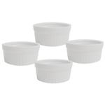 Omniware White Ceramic 3 Ounce Ramekin
