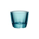 Kosta Boda Sea Turquoise Glass Votive/Anything Bowl