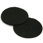 Norpro Replacement Charcoal Filter for Red or White Ceramic Compost Pail 2 Piece