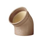 Emile Henry Sand Ceramic 11.2 Ounce Gourmet Salt Pig