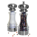 Chef Specialties Lehigh Pepper Mill & Salt Shaker Set