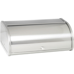 Anchor Hocking Brushed Stainless Steel Fingerprint-Proof Bread Box