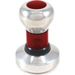 RSVP Red Convex 58mm Tamper for Espresso