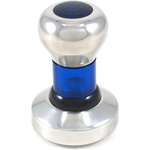 Blue 58 Mm Espresso Tamper Stainless Steel Coffee