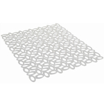 Orka Large White Lace Sink Mat
