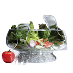 Prodyne Salad On Ice Acrylic 3 Piece Salad Serving Set