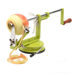 RSVP Green Apple Slicer, Corer, and Peeler
