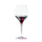 Riedel Vitis Leaded Crystal Pinot Noir / Nebbiolo Wine Glass, Set of 2
