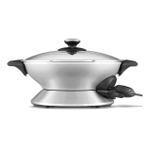 Breville Electric Stainless Steel Wok