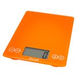Escali Arti Orange Sol Glass Digital Scale