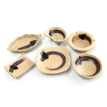 6 Piece Asian Dishware Set