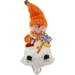 Merry Christmas Snowman Night Light