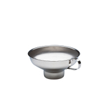 Kuchenprofi Classic Stainless Steel Wide Mouth Canning Funnel