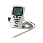 CDN ProAccurate Programmable Digital Timer and Probe Thermometer