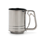 Endurance Triple Mesh Stainless Steel Flour Sifter
