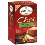 Twinings Spiced Apple Chai Tea, 20 Count
