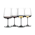 Riedel Winewings 4 Piece Tasting Set