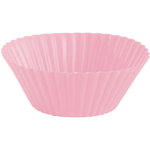 Le Creuset Pink Silicone Baking Cup, Set of 6